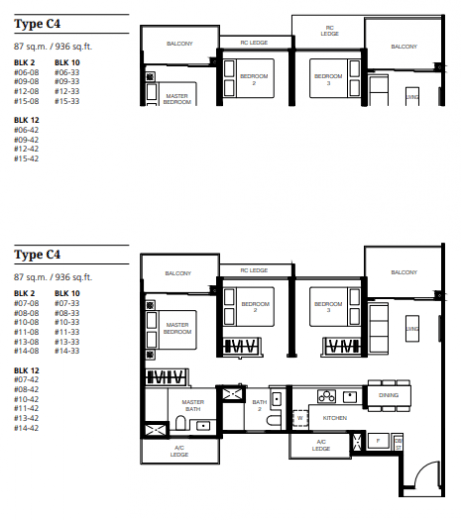 LeQuest Floor Plan 05-11