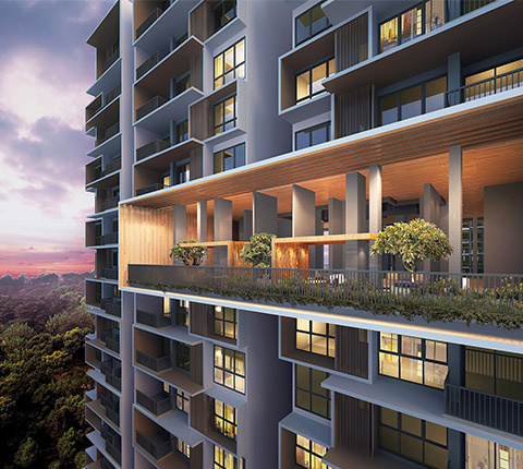 LeQuest developer past record - iNz Residences