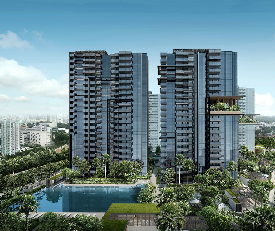 LeQuest developer Qingjian Realty other project Jadescape